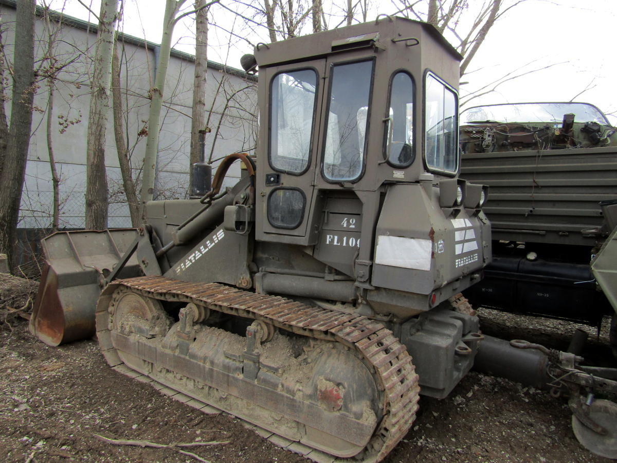 chain vehicles fiat allis fl10 c crawler loader fiat allis fl10 c crawler loader