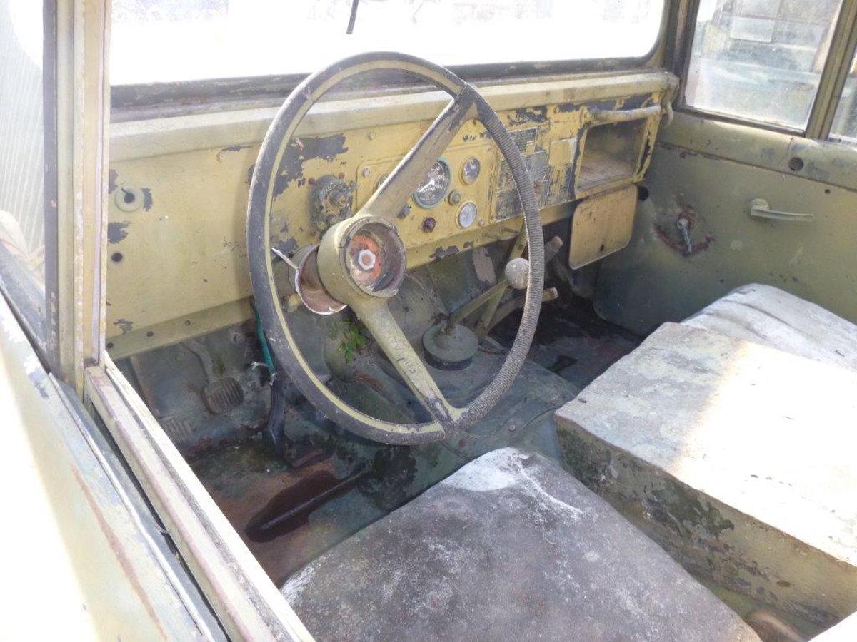 Fahrzeuge Bis 3 5t Kaiser Jeep M 715 Baujahr 1986