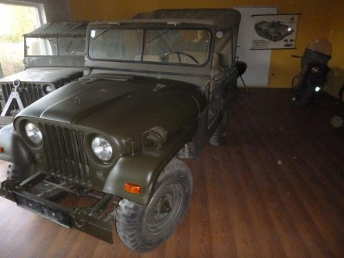 Jeep Willys Overland 38A1